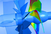 Computational fluid dynamics - CFD